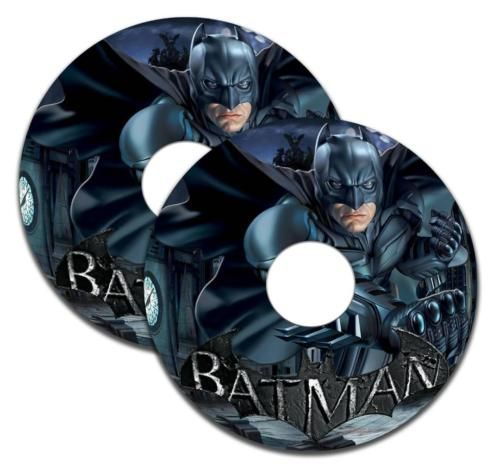 BATMAN Wheelchair Spoke Guards
