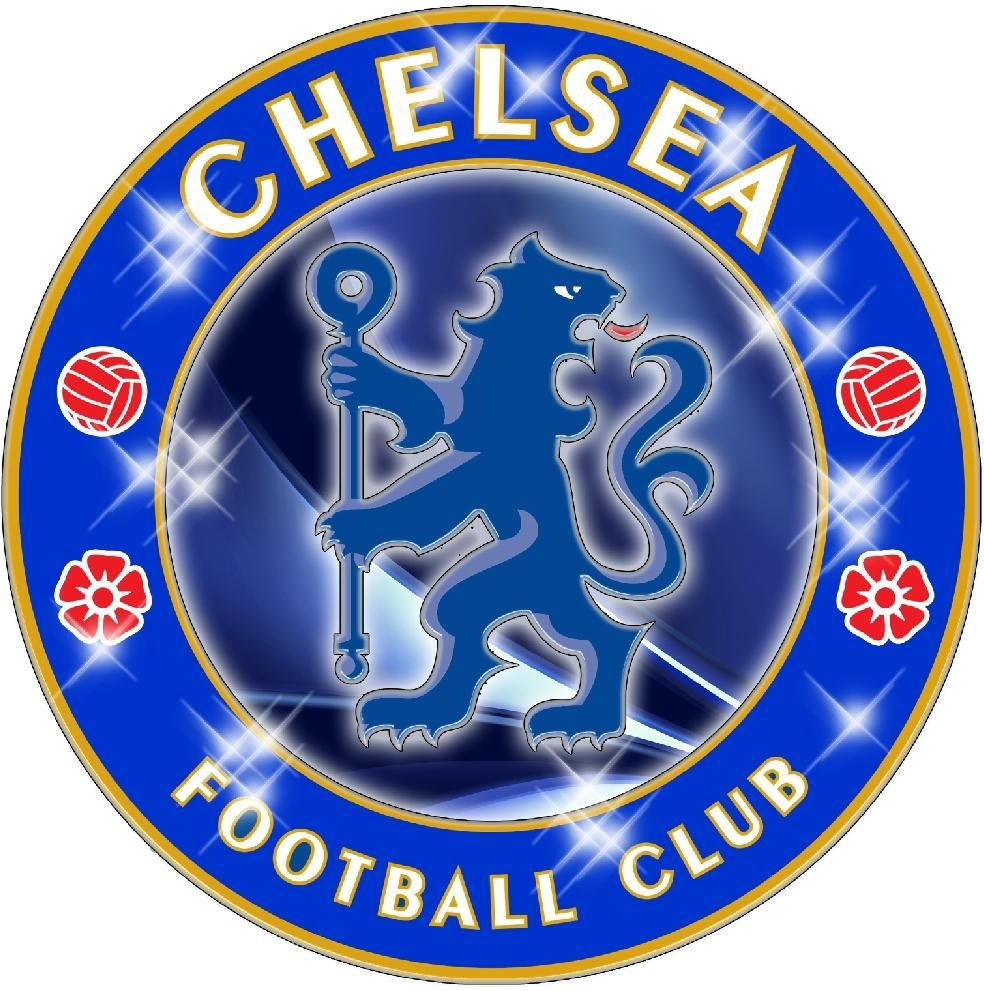 Chelsea Fc 4x4 Spare Wheel Cover Decal Sticker